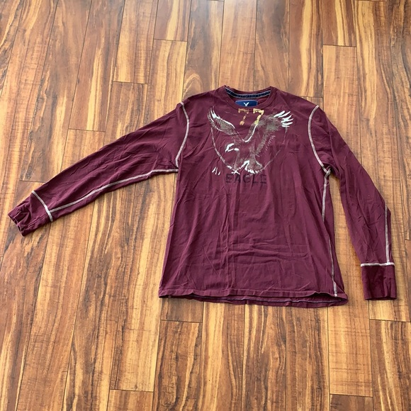 American Eagle Outfitters Long Sleeved Shirt
